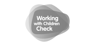 Working with Children Check logo