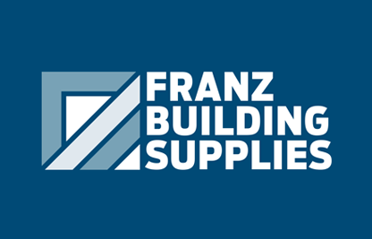 Media on Mars project thumbnail: Franz Building Supplies logo