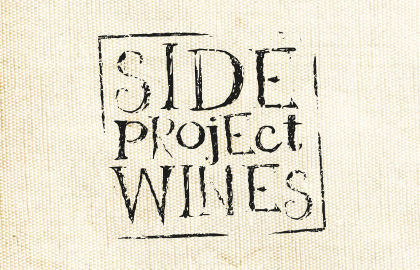 Media on Mars project thumbnail: Side Project Wines logo