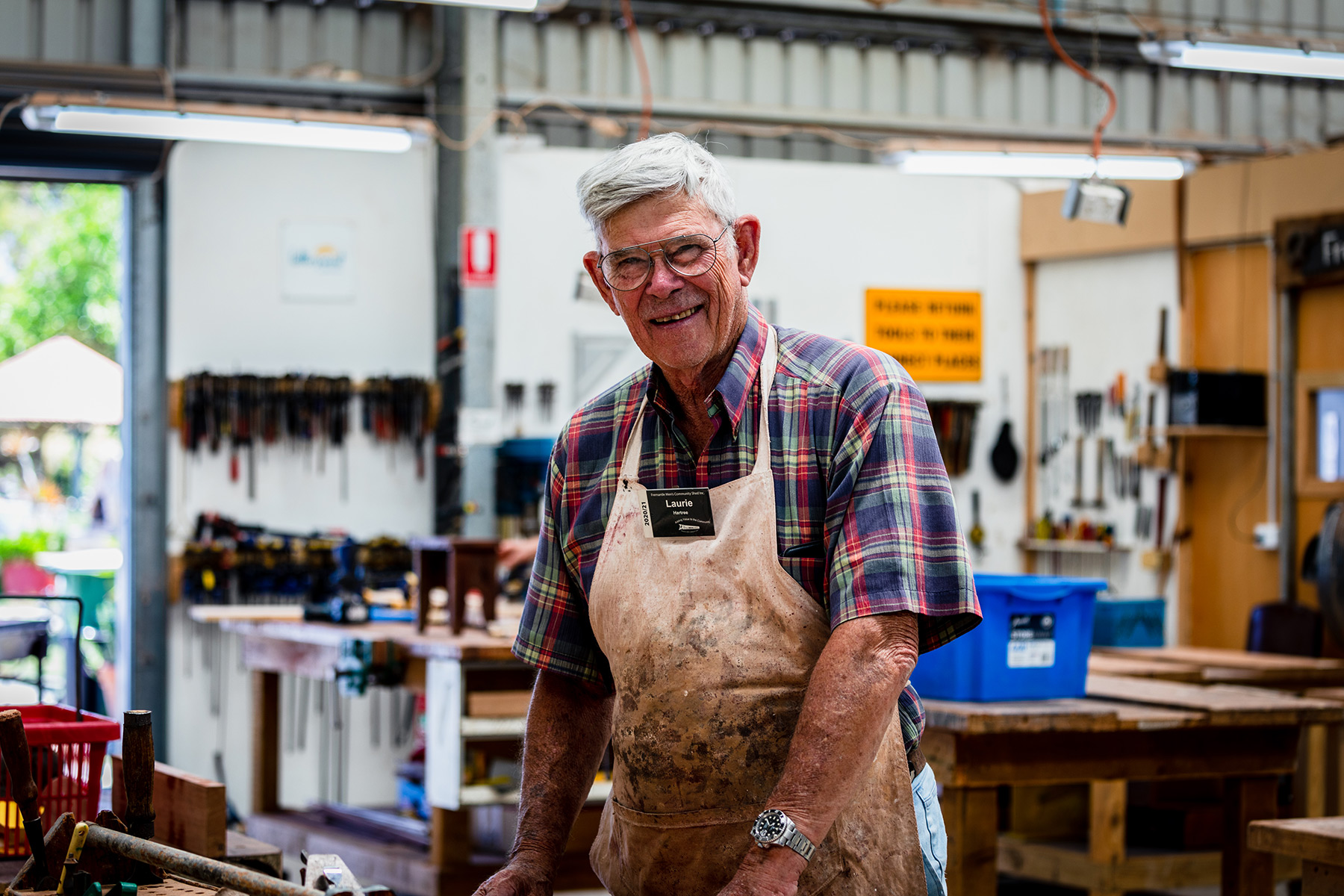 Men's Shed WA Feature Image